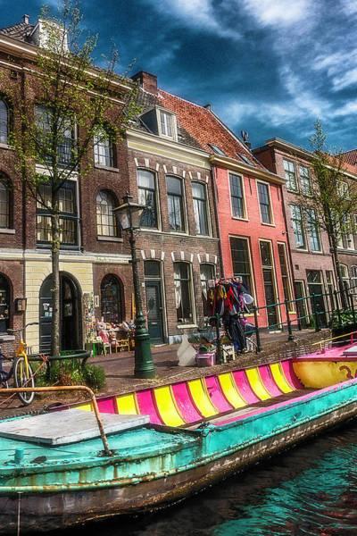 Photograph - Living In Leiden by Wolfgang Stocker