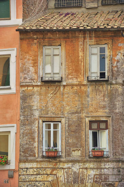 Photograph - Living Trastevere by JAMART Photography
