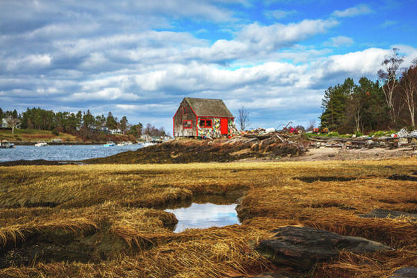Photograph - Lobster Shack by Robert Clifford