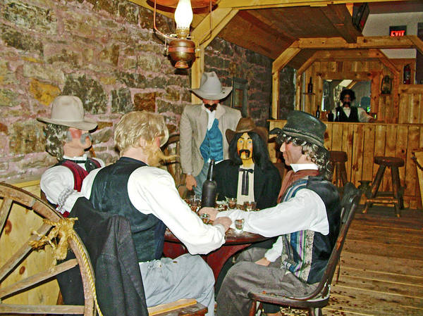 Wild Bill Hickock Photograph - Location Where Wild Bill Hickock Was Killed In Deadwood, South Dakota by Ruth Hager