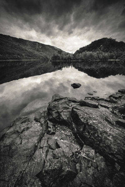 Photograph - Loch Beinn A Mheadhoin by Dave Bowman
