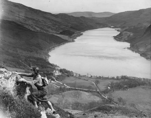 The Trossachs Wall Art - Photograph - Loch Lubnaig by Fox Photos