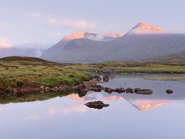 Photograph - Lochan Na Stainge by Stephen Taylor