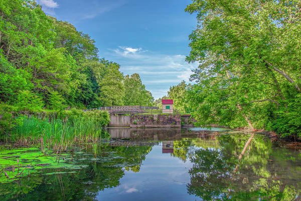 Photograph - Lock 60 Schuylkill Canal - Mont Clare by Bill Cannon