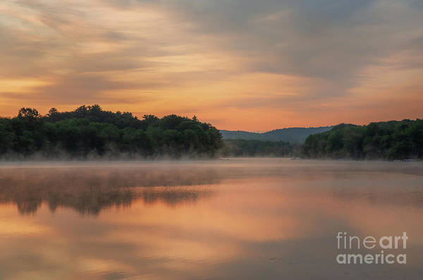 Photograph - Locke Lake Sunrise by Sharon Seaward