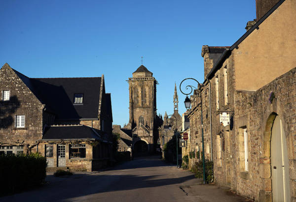 Photograph - Locronan 10 by Andrew Fare
