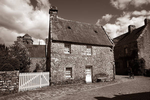 Photograph - Locronan 6c by Andrew Fare