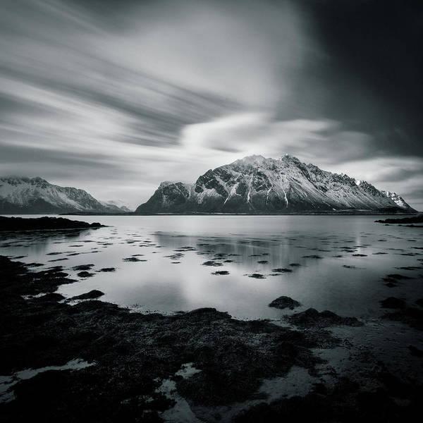 Scandinavian Photograph - Lofoten Beauty by Dave Bowman