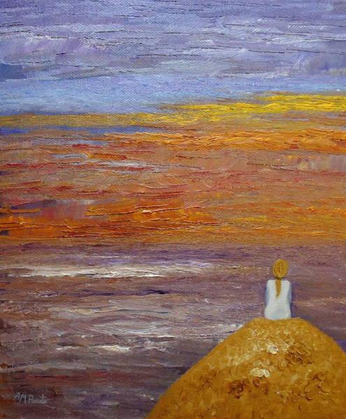 Painting - Lofty Spot by Angeles M Pomata