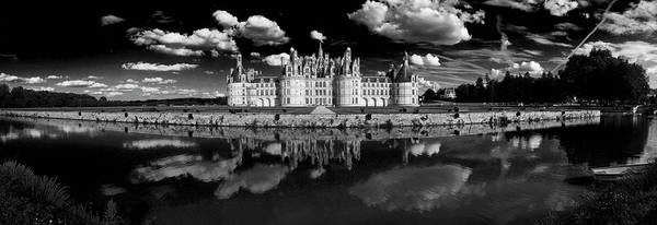Wall Art - Photograph - Loire Castle, Chateau De Chambord by Panoramic Images