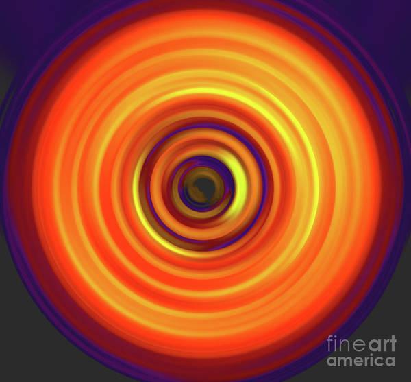 Colour Mixed Media - Lollipop by Alex Caminker