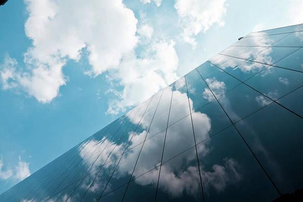 Photograph - London Corporate Buildings by Zodebala