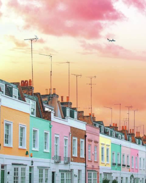 Photograph - London Dreams by Gabor Estefan