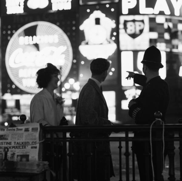 June Photograph - London Excursion by Bert Hardy Advertising Archive