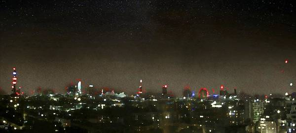 Photograph - London Fog by John Meader