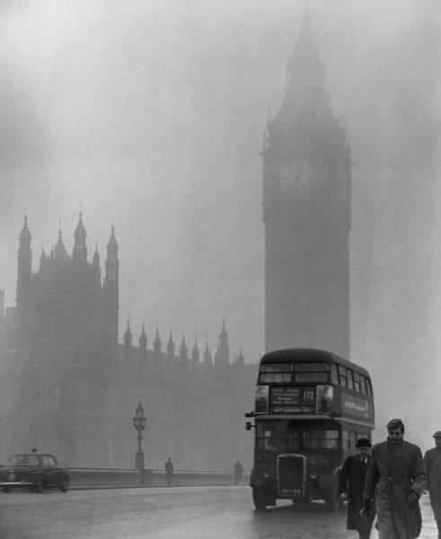 English Culture Photograph - London Scene by Peter King