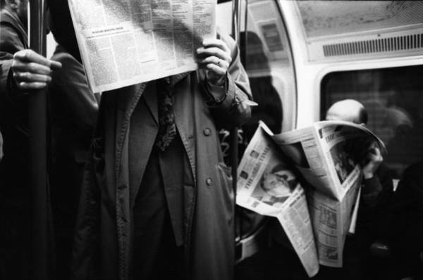 Photograph - London Underground by Steve Eason