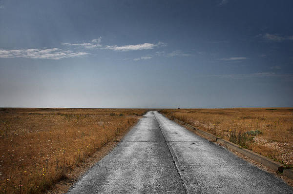Photograph - Lonely Dungeness by David Resnikoff
