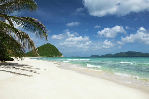 British Virgin Islands Photograph - Long Bay And Belmont Point In Tortola by Cdwheatley