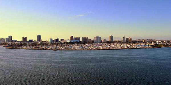 Photograph - Long Beach California by Glenn McCarthy Art and Photography