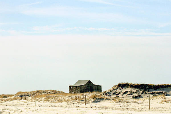 Wall Art - Photograph - Long Beach Island Judge's Shack In New Jersey Series by Geraldine Scull