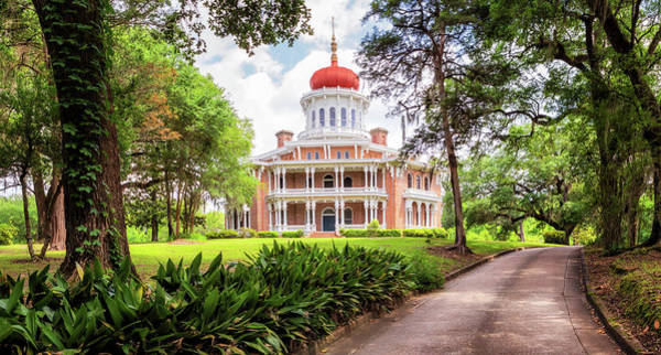 Photograph - Longwood Panorama by Susan Rissi Tregoning