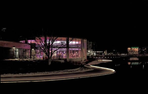 Wall Art - Photograph - Looff Carousel Pavilion - Riverfront Park - Spokane by Daniel Hagerman
