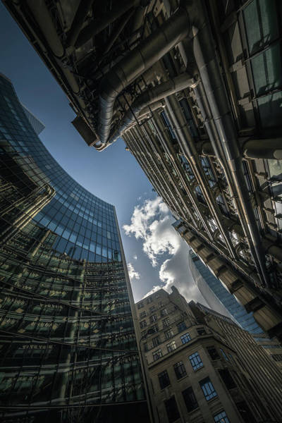 Photograph - Look Up London No 3 by Chris Fletcher