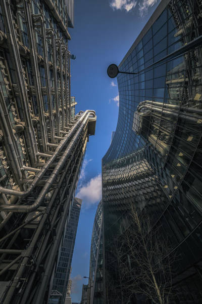 Photograph - Look Up London No 4 by Chris Fletcher