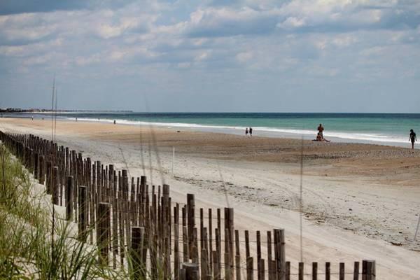 Photograph - Looking Down On The Beach by Cynthia Guinn