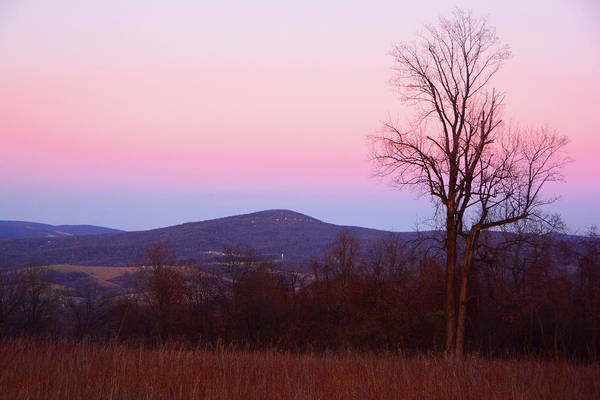 Photograph - Looking East From Shenandoah National Park by Raymond Salani III