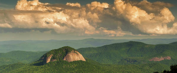Photograph - Looking Glass Rock At Sunset by Joye Ardyn Durham