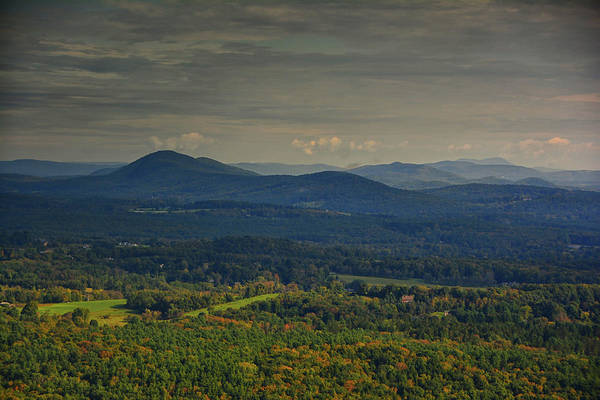 Photograph - Looking North From Jug End 2 by Raymond Salani III