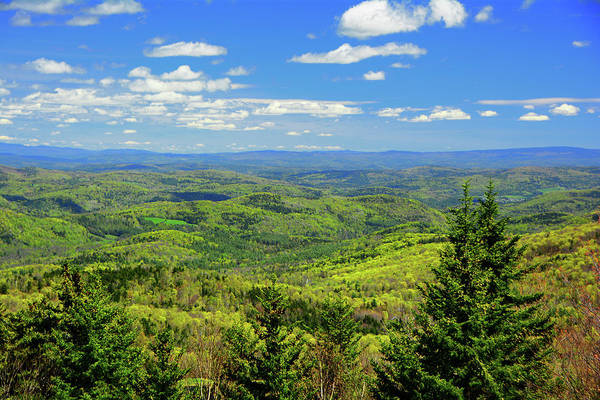 Photograph - Looking Out From Lookout  by Raymond Salani III