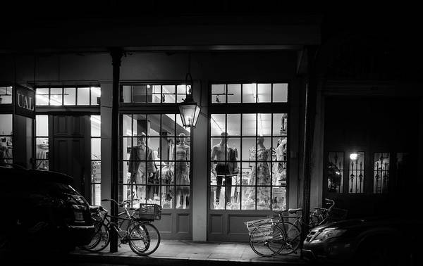 Wall Art - Photograph - Looking Out In Black And White by Greg Mimbs