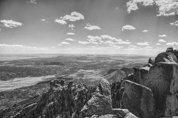 Photograph - Looking South From Laramie Peak by Chance Kafka