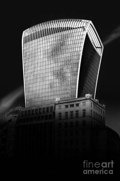 Wall Art - Photograph - Looney Tunes City by Erik Brede