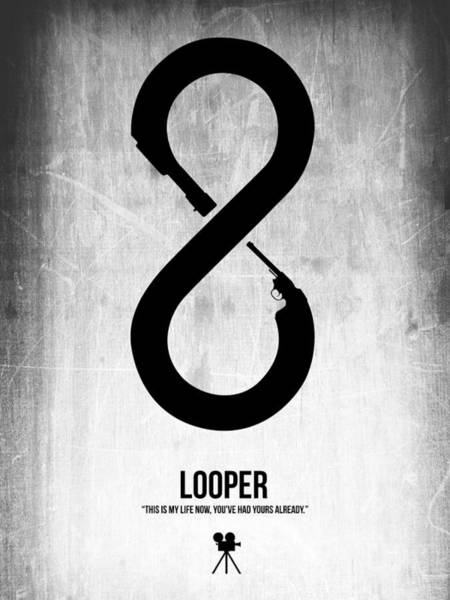 Wall Art - Photograph - Looper by Naxart Studio