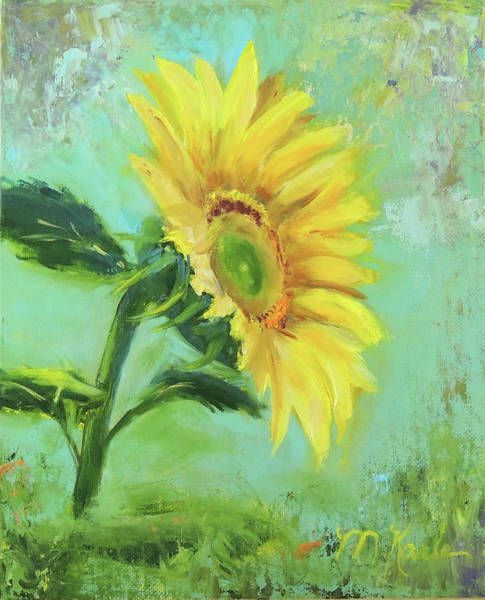 Painting - Loose Sunflower by Marsha Karle