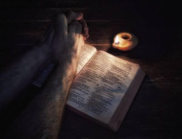 Photograph - Lord Hear My Prayer by Mark Fuller
