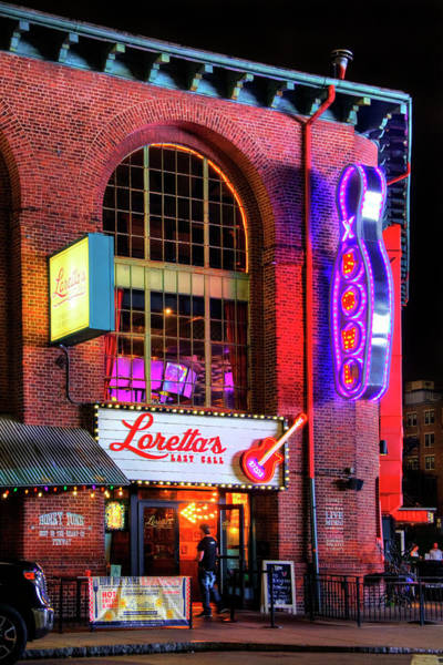 Photograph - Loretta's Last Call - Boston by Joann Vitali