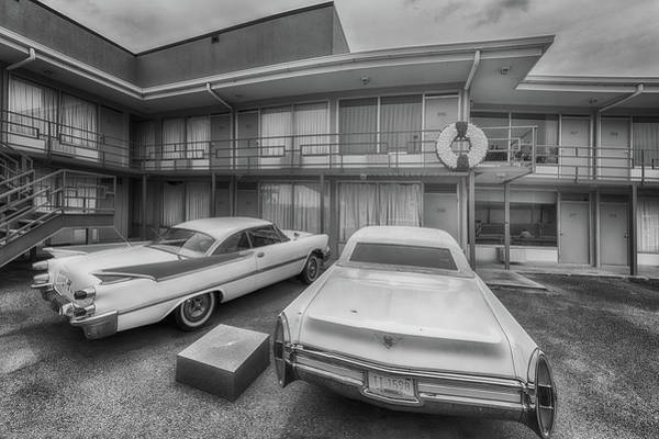 Wall Art - Photograph - Lorraine Motel - Room 306 by Susan Rissi Tregoning