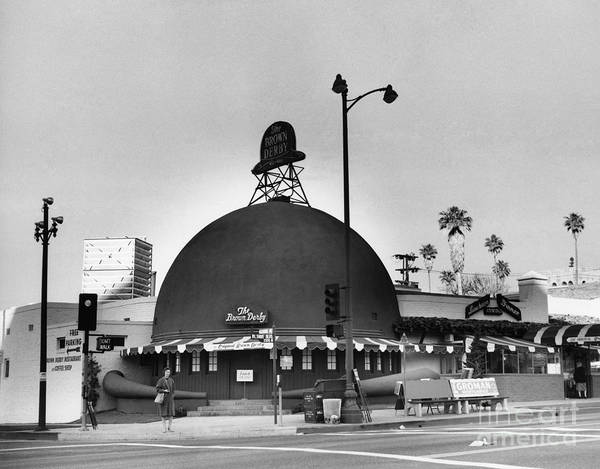 Photograph - Los Angeles, C1965 by Granger