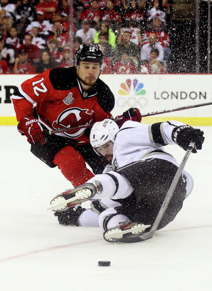 Los Angeles Kings Photograph - Los Angeles Kings V New Jersey Devils - by Elsa