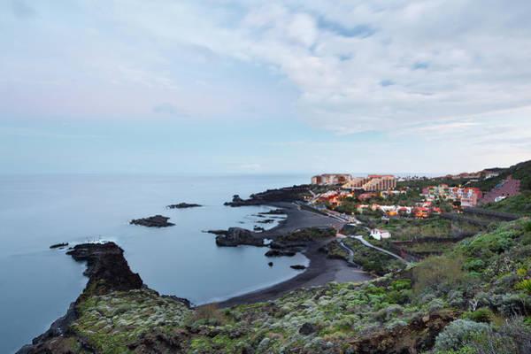 Long Island City Photograph - Los Cancajos, La Palma At Dusk by Michaelutech