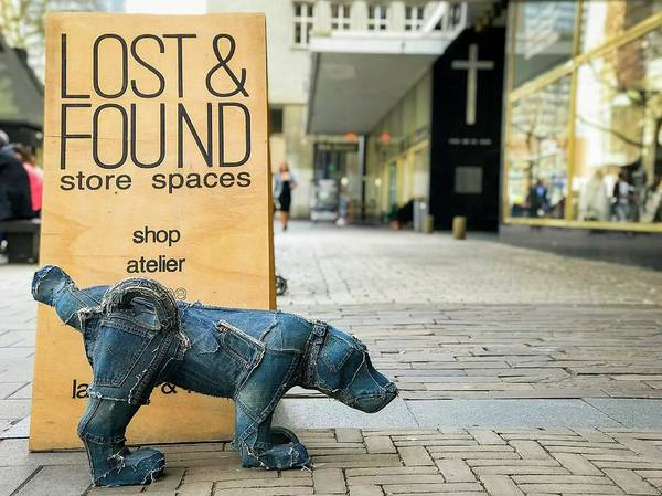 Wall Art - Photograph - Lost And Found by Garrett Avery