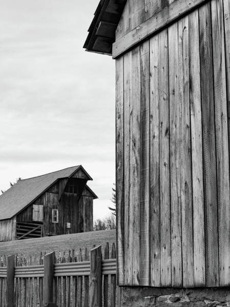 Photograph - Lost Creek Barns 1 by Marianne Campolongo