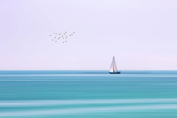 Wall Art - Photograph - Lost In Silence by Iryna Goodall