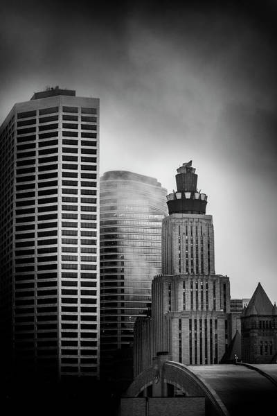 Wall Art - Photograph - Lost In The City by Matthew Blum