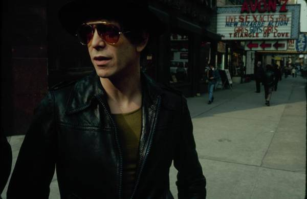 Photograph - Lou Reed by Time & Life Pictures